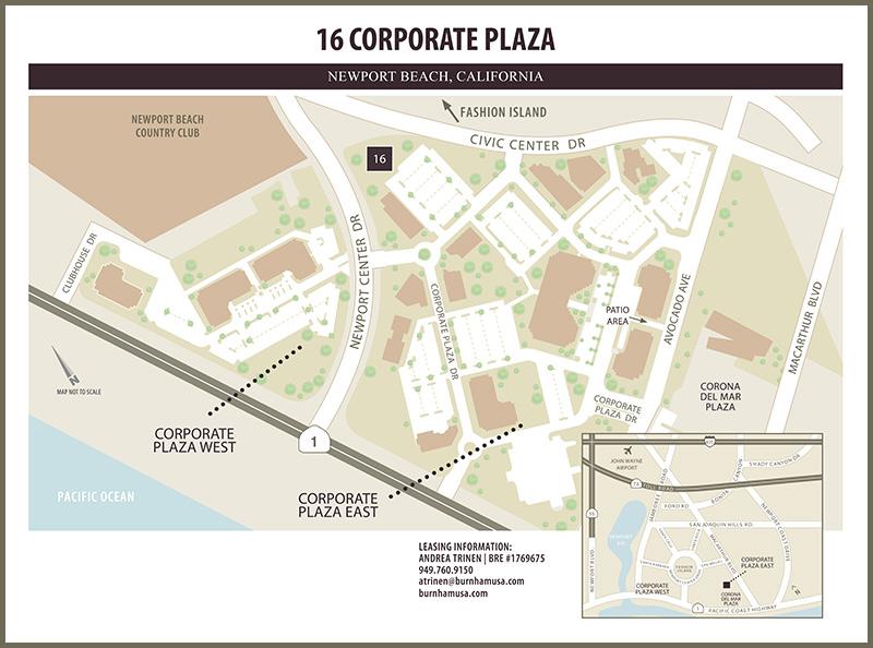 16 Corporate Plaza