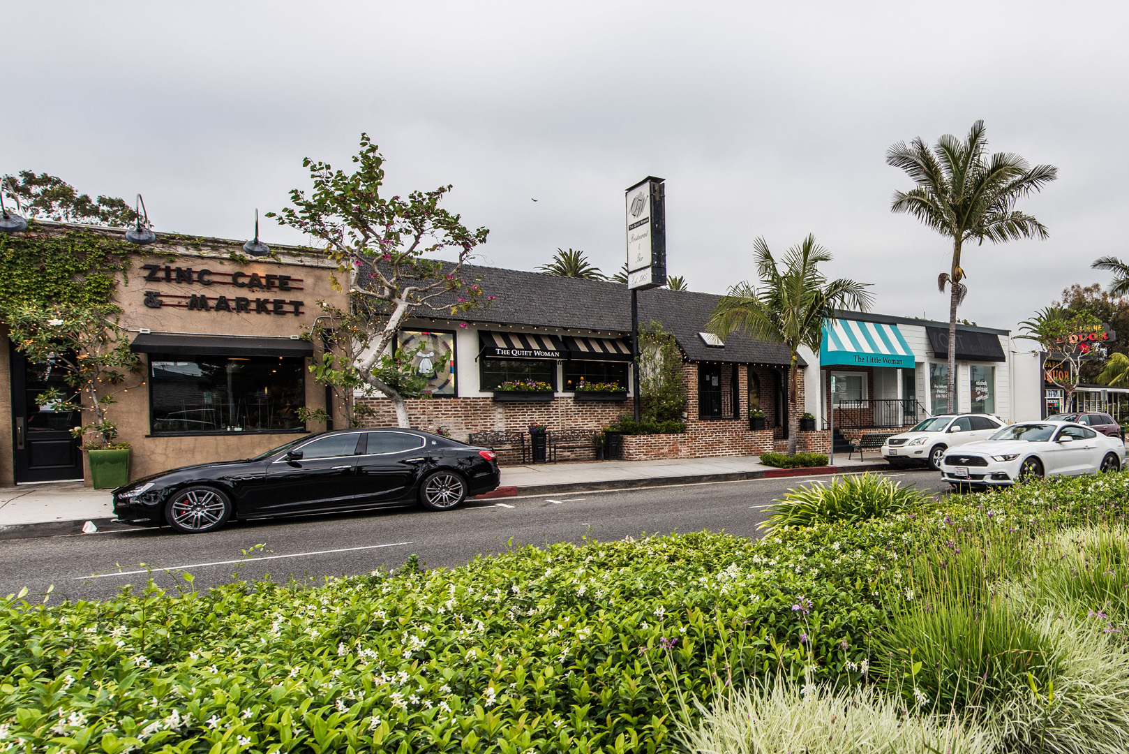 Corona Del Mar Village Shops