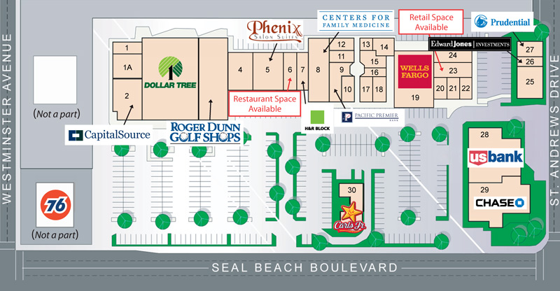 Seal Beach Village
